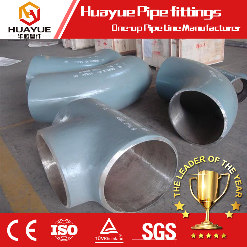 ASTM A234 WPB Buttweld Pipe Tee