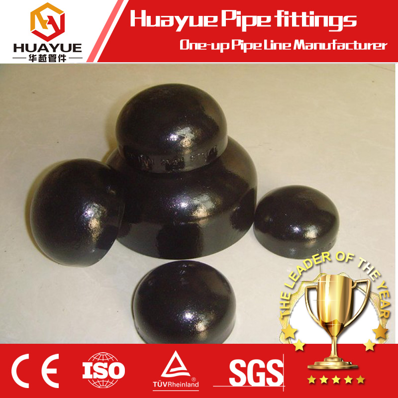 ASTM A234 WPB Buttweld Pipe Cap